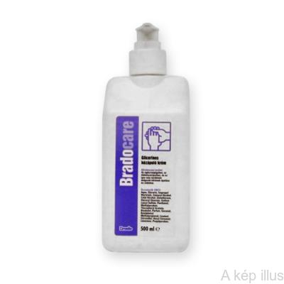 BRADOCARE glicerines bőrápoló kézkrém 500 ml